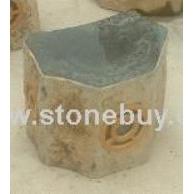 安山岩(灰色)-火山岩