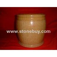 玉石骨灰罐