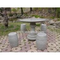 石桌、石凳
