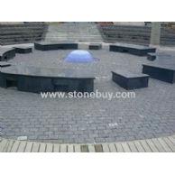福鼎黑(珍珠黑,G684),铺路边石
