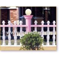 四川达州会欧出售艺术围栏机械设备\花瓶柱围栏机械设备\环保围栏机械设备13398331189