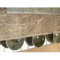 翡翠绿花岗岩台面板