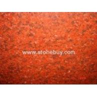 染红板花岗岩