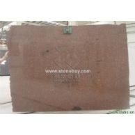 花岗岩棕红麻大板、台面板、洗脸台
