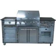 户外汽烤炉