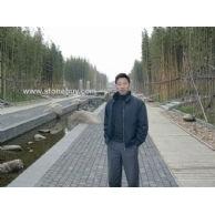 福鼎黑(珍珠黑,G684),花岗岩
