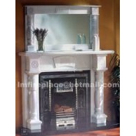 F-010(装饰壁炉Fireplace Mantel)