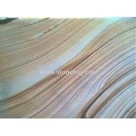 黄金砂山水花纹仿古工艺艺术品级背景专用板材