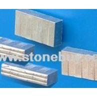 薄型排锯刀头上海某厂锯切实例 用于大理石,人造石,砂岩,花岗石,荒料,工具刀具