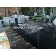 黑色玄武岩G684福鼎黑(珍珠黑)磨光板,专业接生产韩国的订单