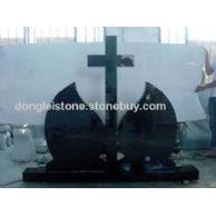 花岗岩墓碑,欧式/俄式墓碑,墓碑头,墓碑石