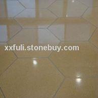 六角形水磨石地板砖