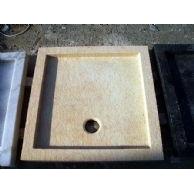 天然大理石淋浴盆YF-352