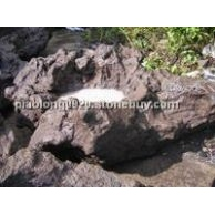 玄武岩花盆水盆