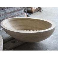 大理石浴缸