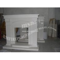 F-127(出口爱尔兰壁炉Limestone FIREPLACE)