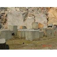 牡丹石--荒料远景图