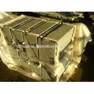 长期供应优质G654花岗岩异型 小方块 景观石材