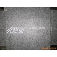 黑色玄武岩G684福鼎黑(珍珠黑)火烧板,专业接生产韩国的订单
