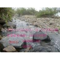 天然青河卵石