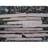 出售粉砂岩边条石,条石,文化石