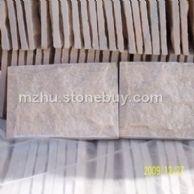 芙蓉红 水晶白 蘑菇石