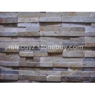 銹色組合文化石、庭院石材