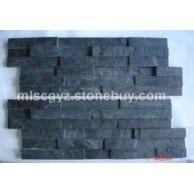 黑色組合文化石、老石板