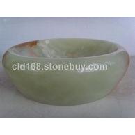 专业生产进口青玉洗手盆 QY04