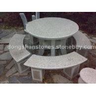 石桌,石椅,石门,风水球,路沿石