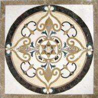 石材马赛克,石材水刀拼图,石材马赛克线条