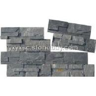 黑木纹文化石,板岩,天然石材