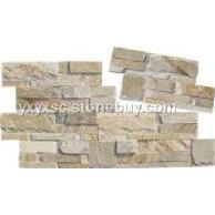 黄木纹文化石,板岩,天然石材