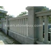 大型石护栏