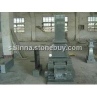 提供各类石材的墓碑、外栅、石雕刻品加工