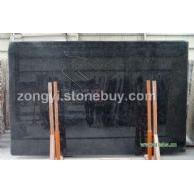 供应花岗岩黑水晶大板、台面板、洗脸台。