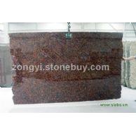 供应花岗岩红钻大板、台面板、洗脸台。