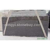 供应花岗岩南非黑大板、台面板、洗脸台。