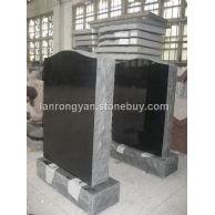 中国黑,欧式墓碑3,中国黑墓碑,黑色墓碑