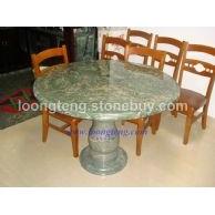 华安玉(九龙璧)圆桌/餐桌