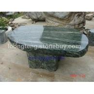 华安玉(九龙璧)自然桌