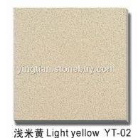 浅米黄复合微晶石(玉晶石,微晶复合板)