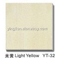通体微晶石T02 浅米黄