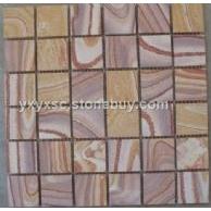 木纹砂岩马赛克