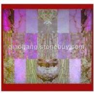 侨航玉石玉石复合玻璃透光板系列 诚邀各方合作