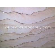 山水纹砂岩板材