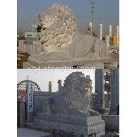中国第一狮,天安门狮,石狮子:北京狮、迎宾狮,招财狮,汇丰狮、港币狮、非洲狮、镇府门狮