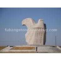 大型雕塑和平鸽4