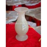 天然大理石花瓶