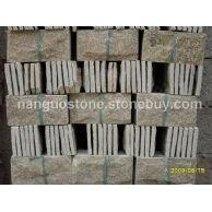 芝麻黄板岩蘑菇石